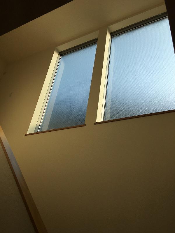 吹抜け_固定窓