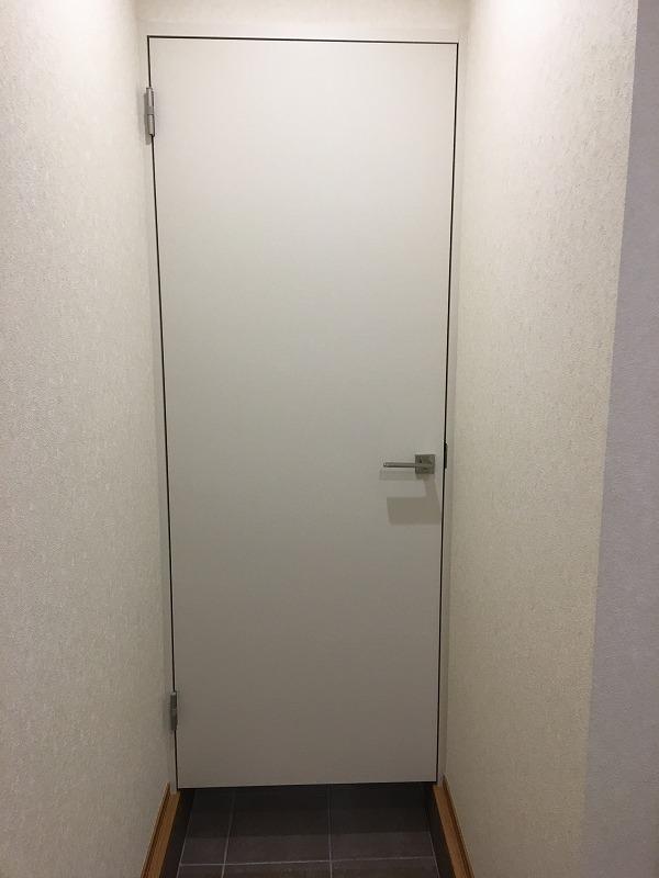 シューズクローク用片開戸Fタイプ09巾SG